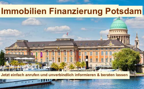 Immobilien Finanzierung Potsdam